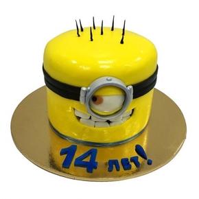 کیک تولد D